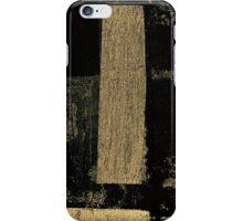 YELLOW GRUNGE PHONE CASE iPhone Case/Skin