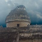 The Observatory at Chichén Itzá by Imagery