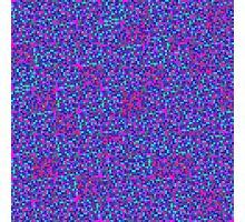 Pixel Texture 1 Photographic Print