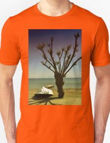 boat and the tree T-Shirt