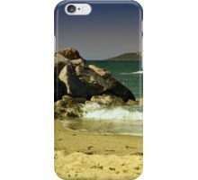 windy day in turgutreis iPhone Case/Skin
