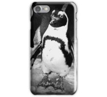 Happy Penguin iPhone Case/Skin