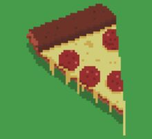 PIZZA 8BITS by JFCREAM