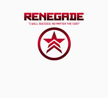 "Renegade - ""I will succeed, no matter the cost."" Men's Baseball ¾ T-Shirt"