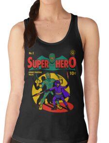 Superhero Comic Women's Tank Top