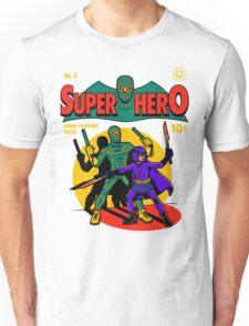 Superhero Comic Unisex T-Shirt