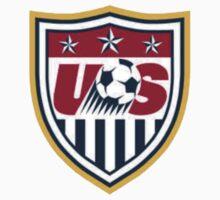 U.S.A Soccer Team by Matthew Durigon