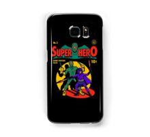 Superhero Comic Samsung Galaxy Case/Skin