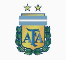 Argentina Football Team by Matthew Durigon