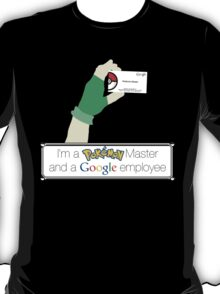 Here's My Card T-Shirt