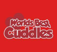 Worlds best Cuddles Baby Tee