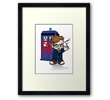 Who's Secret?!?! Framed Print