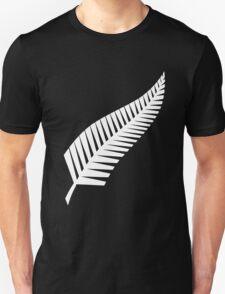 All Blacks Silver Fern Unisex T-Shirt