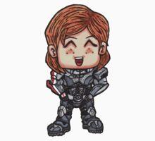Shepard by Axxerous