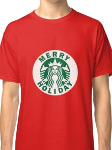 Red Cup Christmas Classic T-Shirt