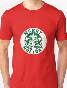 Red Cup Christmas Unisex T-Shirt