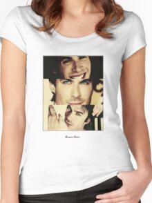Vampire Addict Women's Fitted Scoop T-Shirt