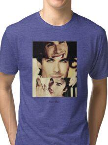 Vampire Addict Tri-blend T-Shirt