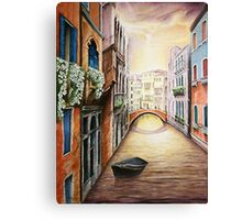 Vision of Venice Canvas Print
