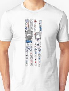 mr and mrs tatts T-Shirt