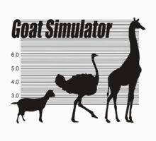 Goat Simulator - Line Up by Joe Hickson