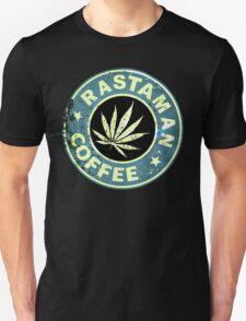 RASTAMAN COFFEE VINTAGE  Unisex T-Shirt