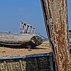 Old Fishing Boats by ArtemBonda