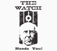 The Watch Needs You by chachipe