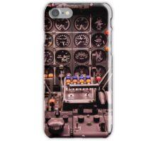 WWII Airplane Cockpit iPhone Case/Skin