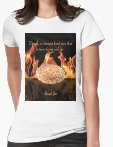 BagelFire Womens Fitted T-Shirt