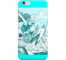 Pulp hero iPhone Case/Skin
