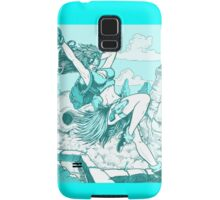 Pulp hero Samsung Galaxy Case/Skin