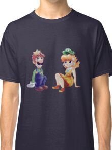 Luigi and Daisy Classic T-Shirt