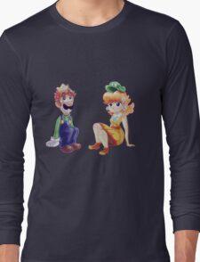 Luigi and Daisy Long Sleeve T-Shirt