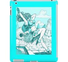 Pulp hero iPad Case/Skin