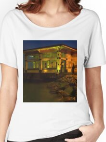 istanbul barbaros hayrettin pasa port Women's Relaxed Fit T-Shirt