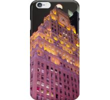 The Paramount Building iPhone Case/Skin