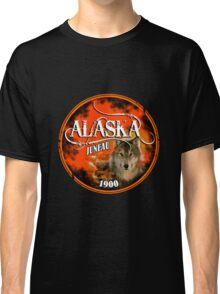 Juneau Alaska At Dawn Classic T-Shirt