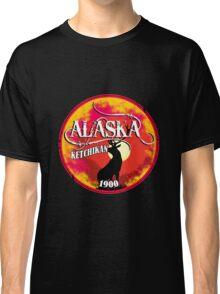 Ketchikan Alaska Sunset Classic T-Shirt