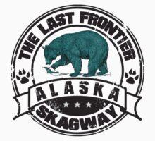 Skagway Alaska Bear by dejava