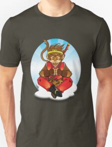 Monkey King: Meditation T-Shirt