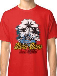 Bora Bora Beach Day Classic T-Shirt