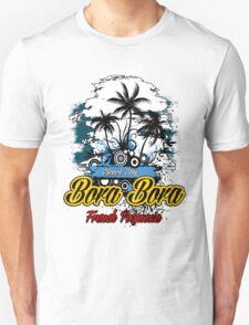 Bora Bora Beach Day T-Shirt