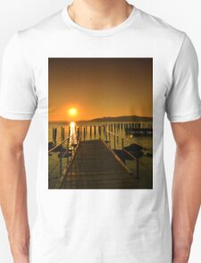 sunset in bodrum T-Shirt