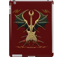 Queen Gothic Bat Guitar iPad Case/Skin