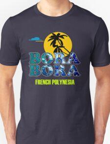 Bora Bora Beach Unisex T-Shirt