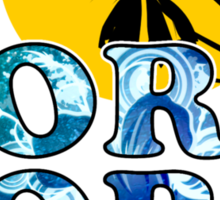 Bora Bora Beach Sticker