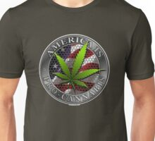 America is Pro Cannabis Unisex T-Shirt