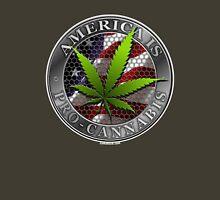 America is Pro Cannabis Unisex T-Shirt