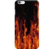 Hot Fire iPhone Case/Skin